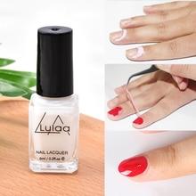 LULAA décoller la bande Latex doigt peau protéger couche de Base ongles protecteur vernis liquide Art ongles renforcement envie ongles cuticule huile