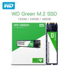 Western Digital WD yeşil SSD 120GB 240GB dahili katı hal sabit Disk TLC M.2 2280 540 MB/S dizüstü bilgisayar için