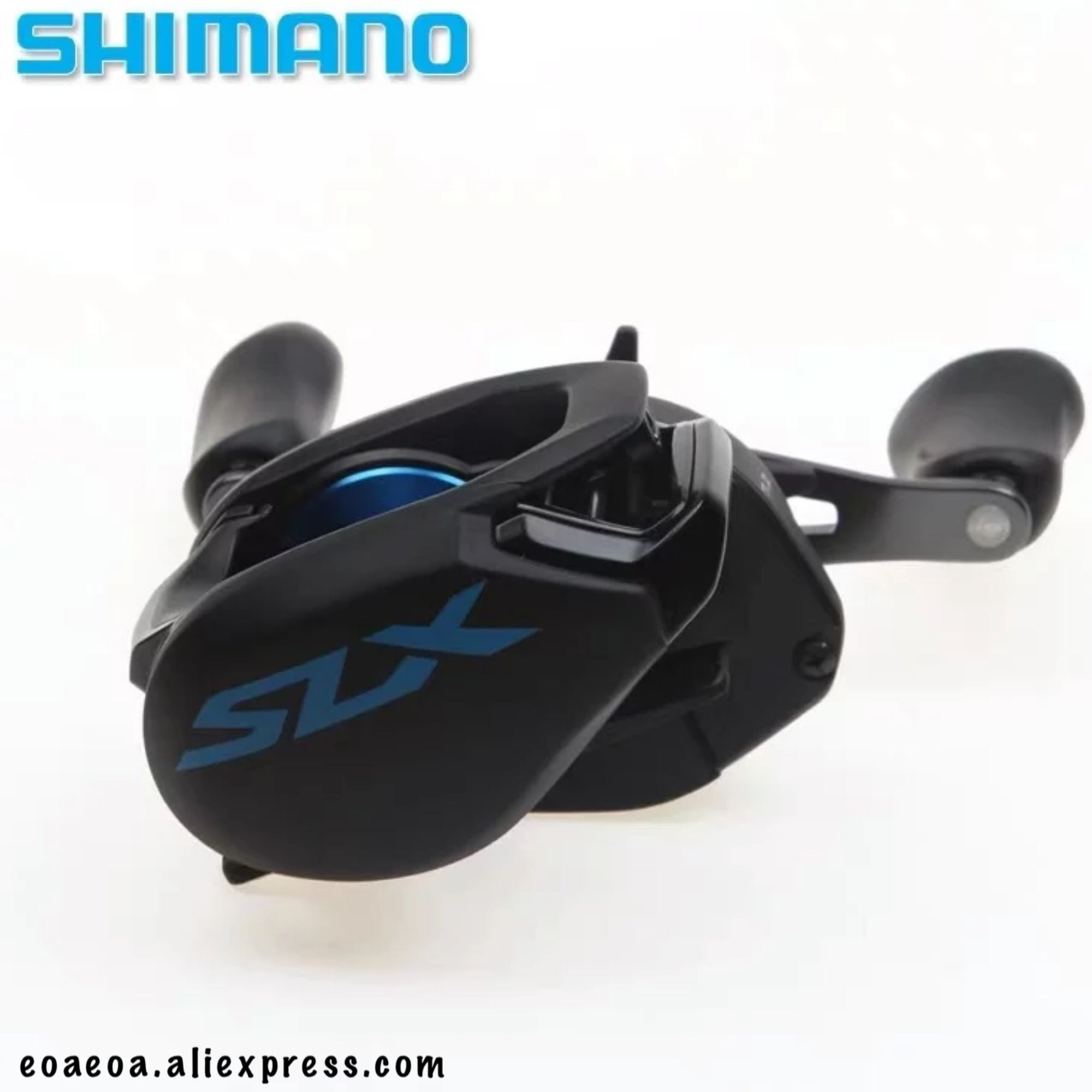 Shimano 19 SLX DC 151HG 151XG 7.2:1 8.2:1 215g Max Drag 5Kg Left Hand Saltwater Baitcasting Reel Pesca Fishing Tackle 2021 enlarge