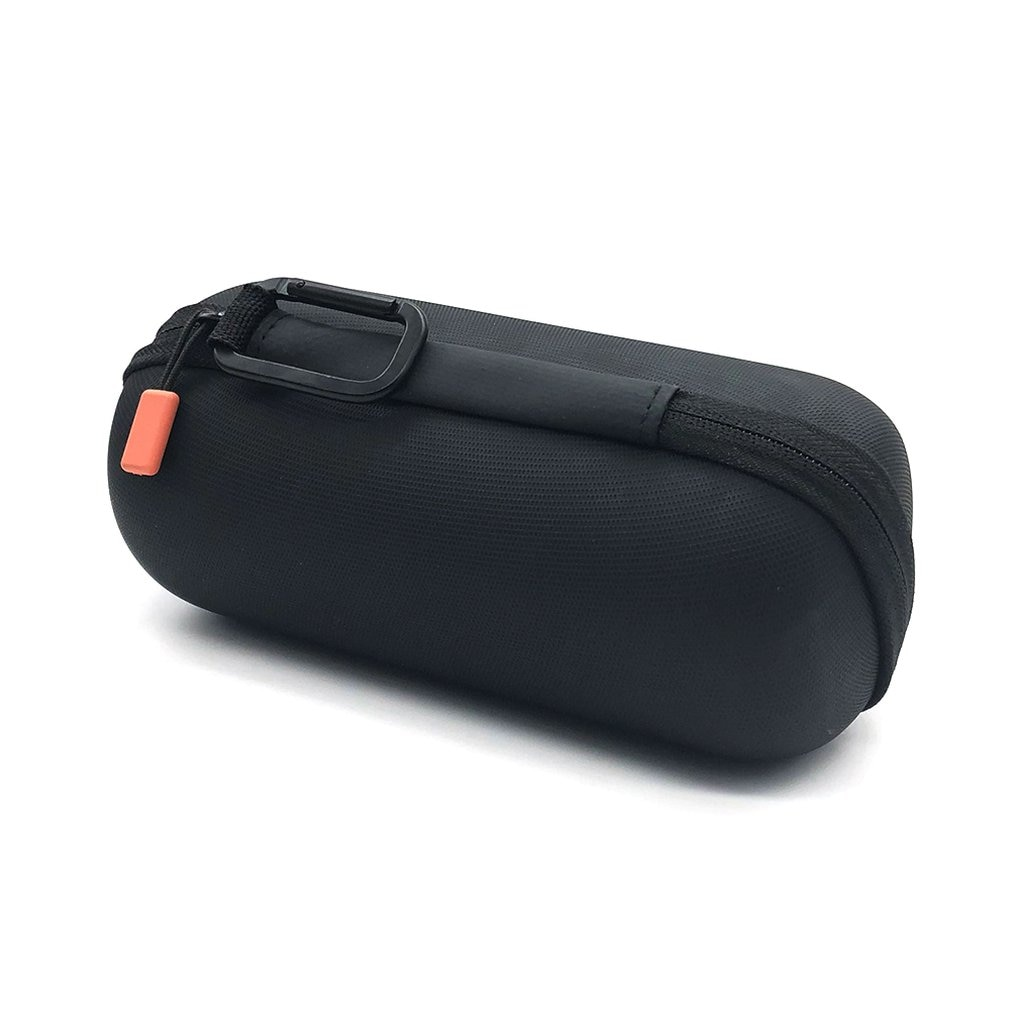 Estuche De Viaje de goma EVA de tamaño Original para JBL Flip 4 Zipper Estuche de transporte portátil para Flip4 accesorios para altavoces Bluetooth bolsos para altavoces
