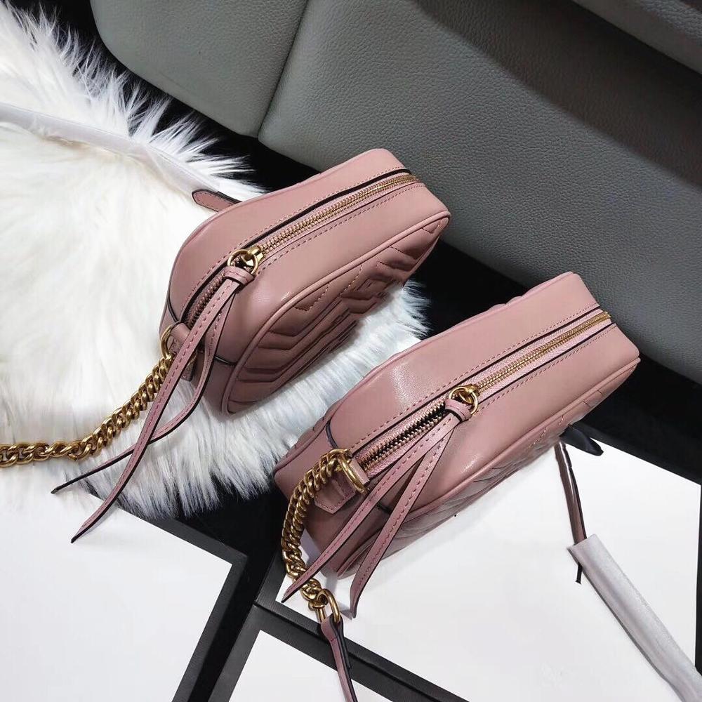 حقائب يد نسائية من جلد الغنم ، حقيبة كتف فاخرة ، حقيبة غير رسمية