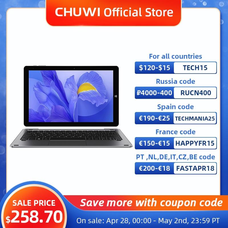AliExpress - CHUWI Hi10 X 10.1 Inch FHD Screen Intel Celeron Quad Core 6GB RAM 128GB ROM Windows Tablets Dual Band 2.4G/5G Wifi