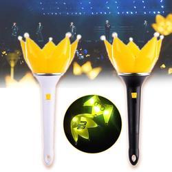 Kpop Bigbang EXO GD G-Dragão VIP Luz Concerto Vara Lightstick Lótus Coroa Prop