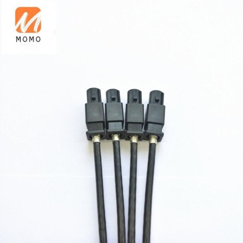 20 سنتيمتر الكهربائية الذكور الإناث MATE-AX 4 دبوس موصلات ل كابل سيارات