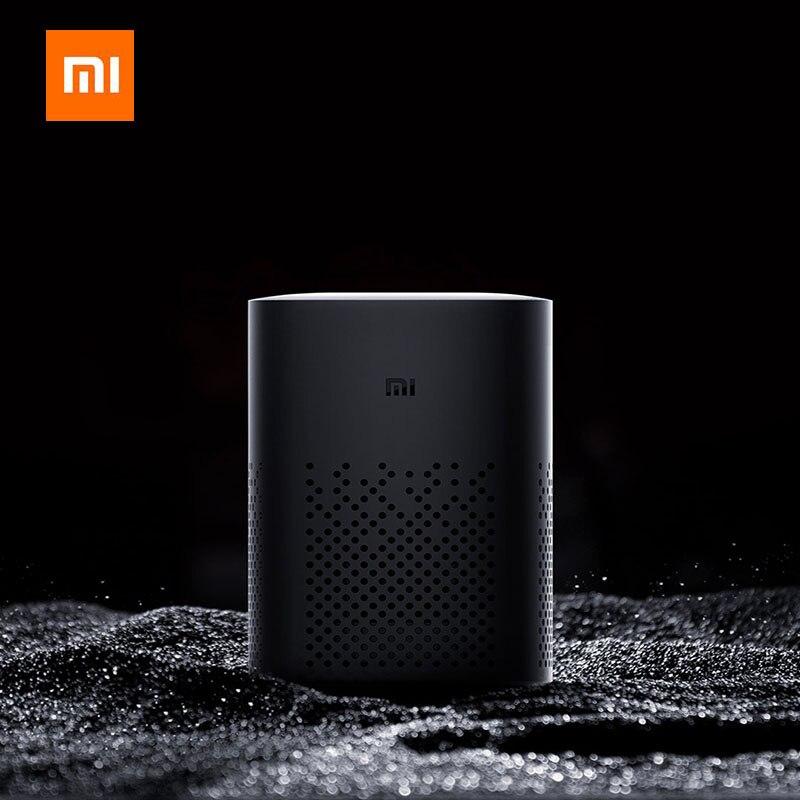Xiaomi WiFi altavoz inalámbrico bluetooth 4,1 Sensores Remotos infrarrojos estéreo altavoz inteligente con micrófono reproductor de música 5V/2A