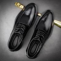 shoes casual men men casual shoes mens leather zapatos hombre cuero sapato masculino 2020 for man fashion spring