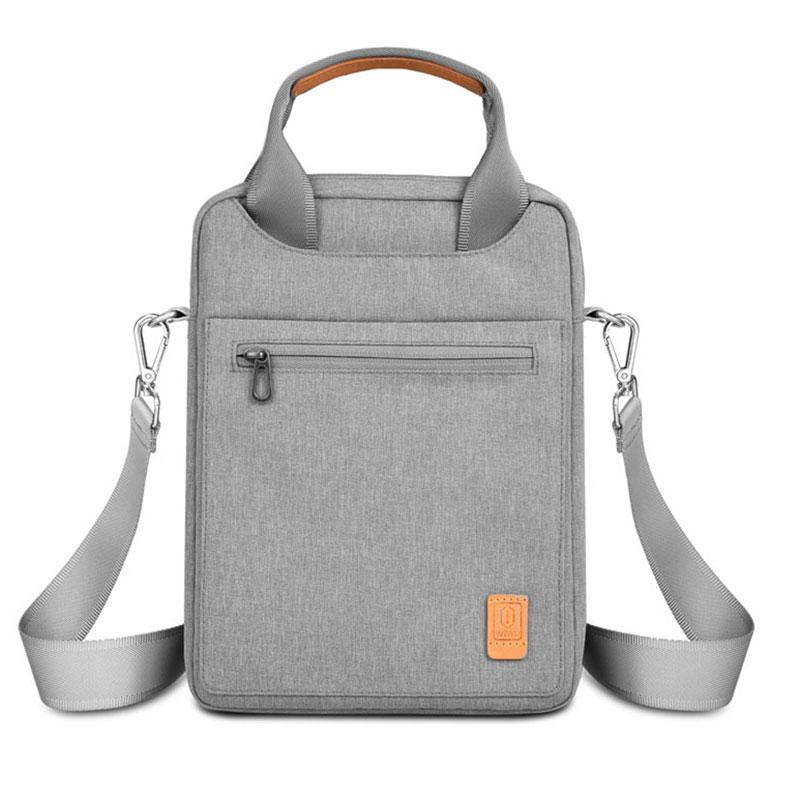 Сумка для планшета WIWU, внешняя Противоударная сумка на плечо для iPad Pro 10,2, 10,5, 11 дюймов