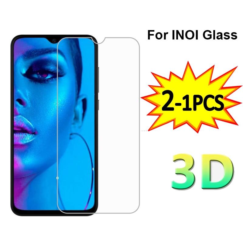смартфон inoi kphone Закаленное стекло для INOI 7 2021 Vidro, Защитное стекло для INOI 5 2 Lite 2021 2019 2018 6i 7i Lite kPhone 4G, защитная пленка для экрана 2-1 шт.