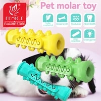 dog toys pet puppy interactive chew toy tpr clean toys molar bite dog tooth cleaning chewing supplies
