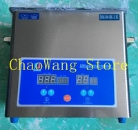 2 8l double head digital ultrasonic cleaner jewelry ultrasonic cleaner with heating device