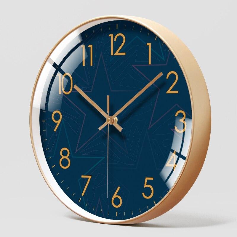 Relojes nórdicos grandes para el hogar, diseño moderno, decoración para sala de...