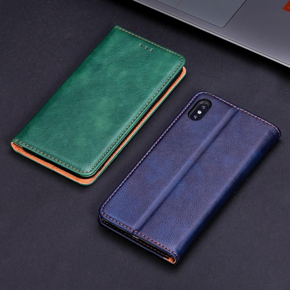 Flip capa de couro para samsung s5 s6 s7 borda s8 s9 plus s10 lite 5g s11 carteira caso de telefone para samsung note 8 9 10 pro plus