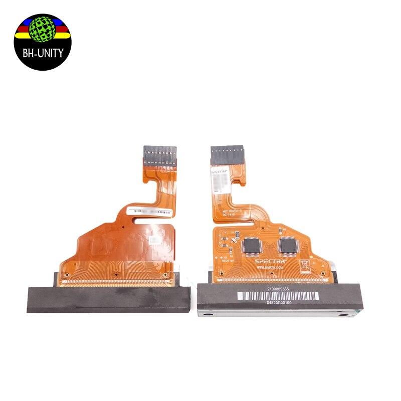 100% original spectra nova 256 impresión 80pl JA256/80pl cabeza de impresión para Mutoh Osprey/Toucan/Teckwin Teckpro DGI Polajet