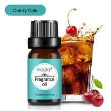 Inagla Cherry Cola Fragrance Oils 10ML Diffuser Essential Oil Rose Geranium Anxiety Sherbet lemon Rh