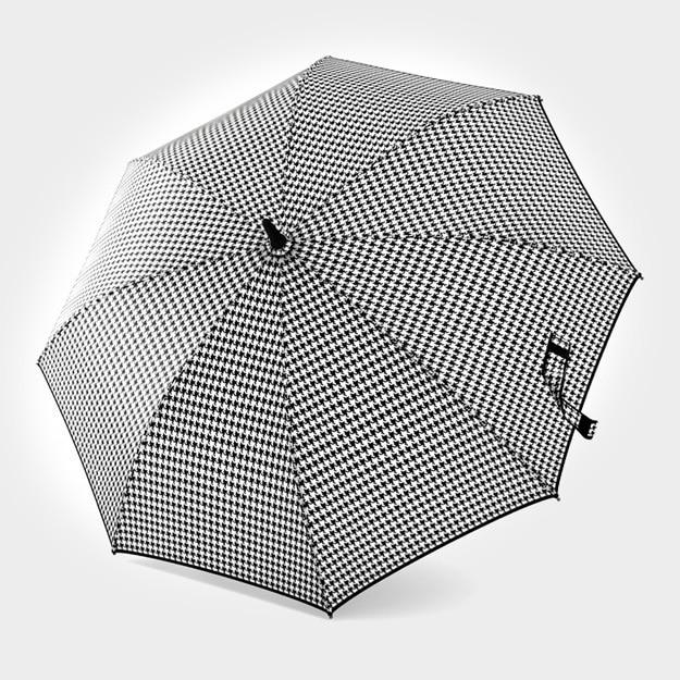 Luxury Umbrella Outdoor Large Windproof Adult Umbrella Uv Protection Long Handle Black Paraguas Grande Rain Gear BG50RG enlarge