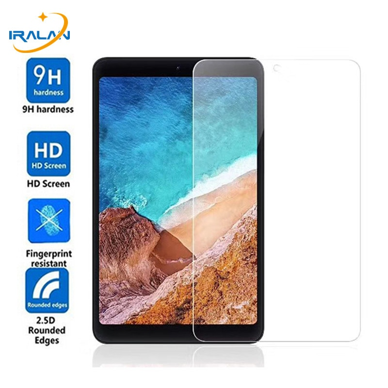 De templado de vidrio de película para Samsung Galaxy Tab A 7,0, 8,0, 9,7, 10,1, 10,5, 2018, 2019 T280 T290 P200 P580 T580 T510 T590 Protector de pantalla