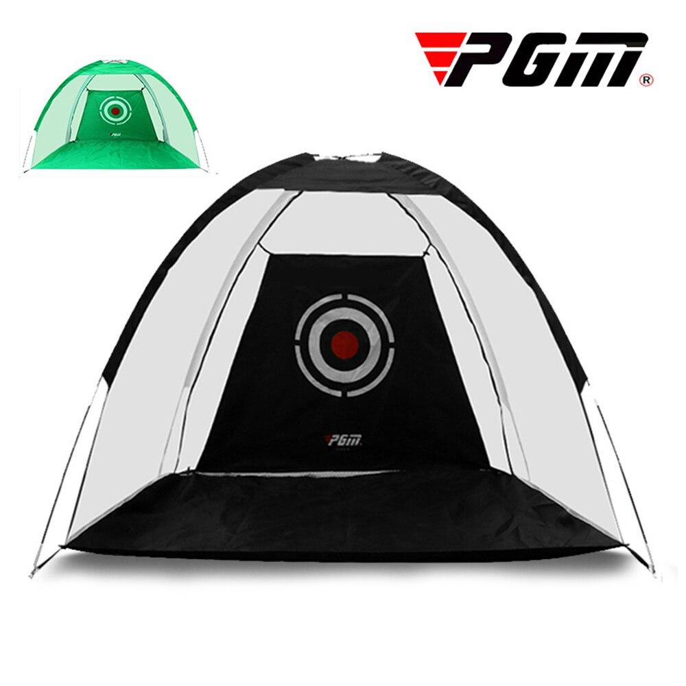 Аксессуары для игры в гольф PGM, ударная сетка для помещений, портативная, для начинающих, для тренировок