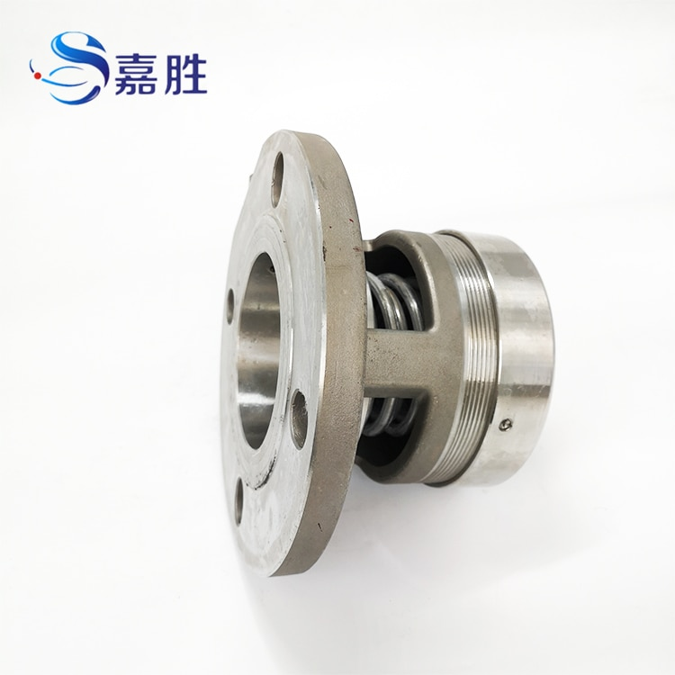 Stainless Steel Fuel Tanker Tank Truck Pressure Relief Control Release Safety Reducing Valve enlarge