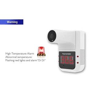 Настенный автоматический освежитель воздуха с Умный Цифровой термометр бесконтактный инфракрасный K-3S лазерный Температура Сенсор с сигна...