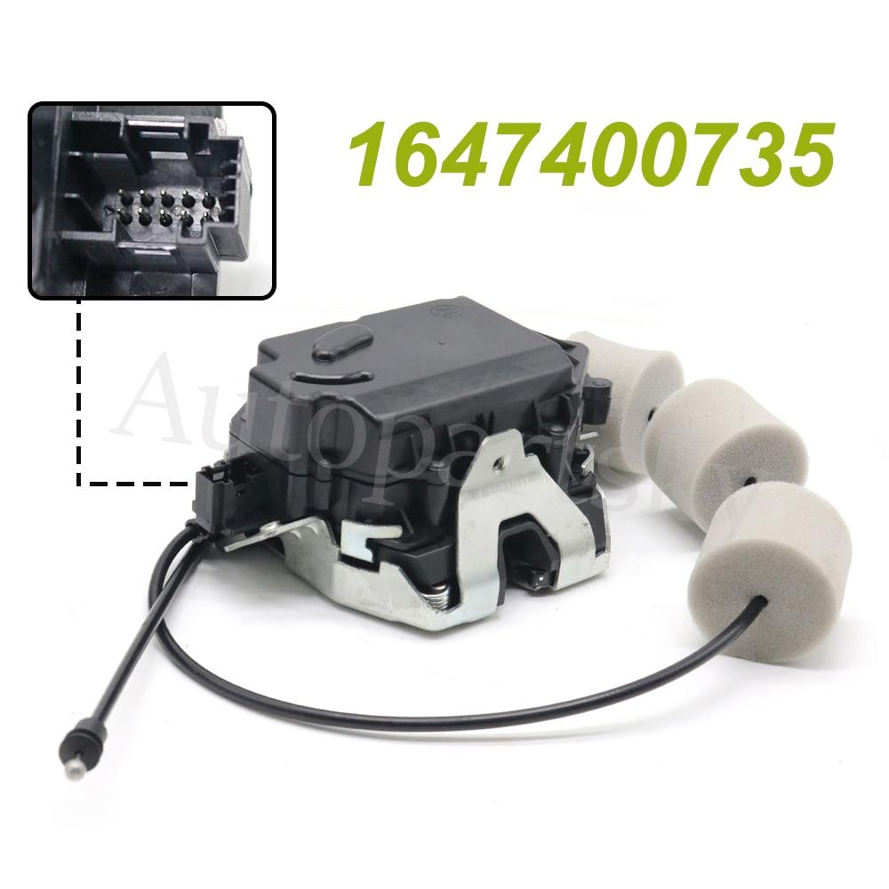 Nouveau hayon hayon serrure mécanisme 1647400735 pour mercedes-benz GL320 GL450 GL550 R350 ML350 X164 W164 1647400335 1647400300