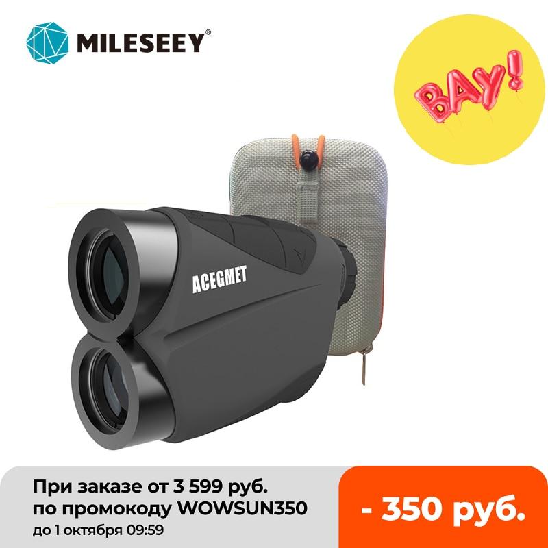 Mileseey PF210 600M جولف الليزر Rangefinder 미니 휴대용 레이저 거리 측정 망원경포켓 레이저 거리측정기골프 거리 측정을 위한 맞춤형 디자인골프 탄도 보상 모델 깃대 잠금 기능 속도 측정 모드