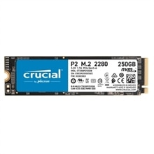 Disque dur Crucial P2 SSD 250 go M.2