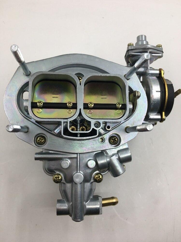 Carburador, carburador EMPI 32/36 DFEV eléctrico choke FIT FIAT 124/131, reemplaza a weber para Mazda Mitsunishi Dodge VW, vehículo para la arena Baja Bug
