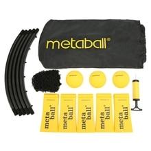 Mini Strand Volleybal Spike Ball Game Set Outdoor Teamsporten Spikeball Gazon Fitness Apparatuur Met 3 Ballen Volleybal Netto 4 stuks