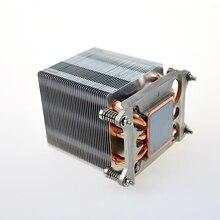 Per HP PROLIANT ML350 G9 Gen9 del Dissipatore di Calore del Processore HEATINK 769018-001 780977-001 Ventola Di Raffreddamento del dispositivo di Raffreddamento del Dissipatore di Calore ventilatore
