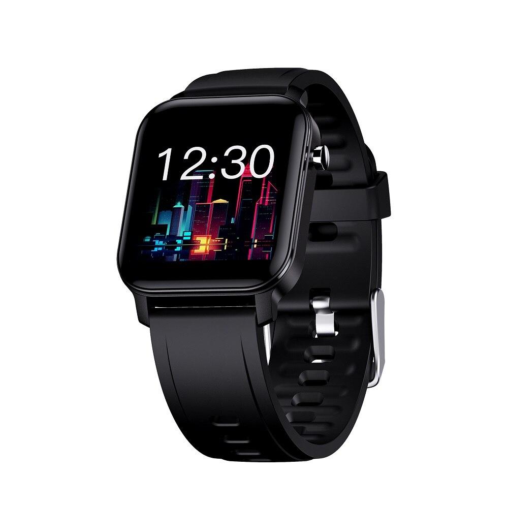 2020 Smart Uhr Männer Neue Ankunft Android 1,3 inch Touch Screen Wasserdichte Sport Herz Rate Blut Fitness Tracker Frauen Armband