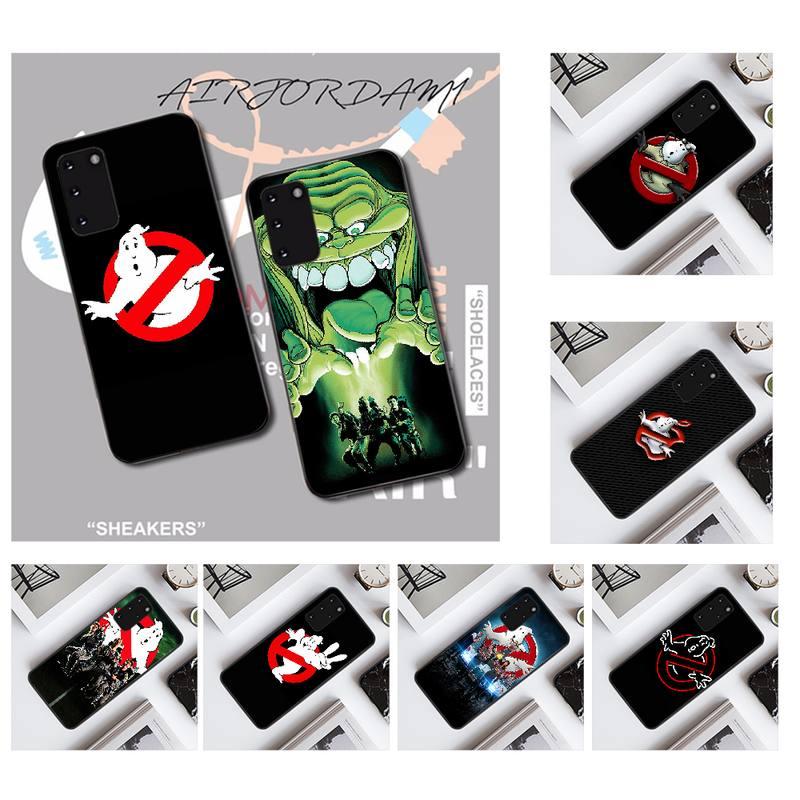 NBDRUICAI cazafantasmas foto personalizada suave teléfono funda para samsung S20 plus Ultra S7 S6 edge S8 S9 plus S10 5G