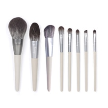 Suntop Makeup Brushes Set 8PCS/lot Nylon Hair Cosmetics Tool Professional Make up Powder Foundation