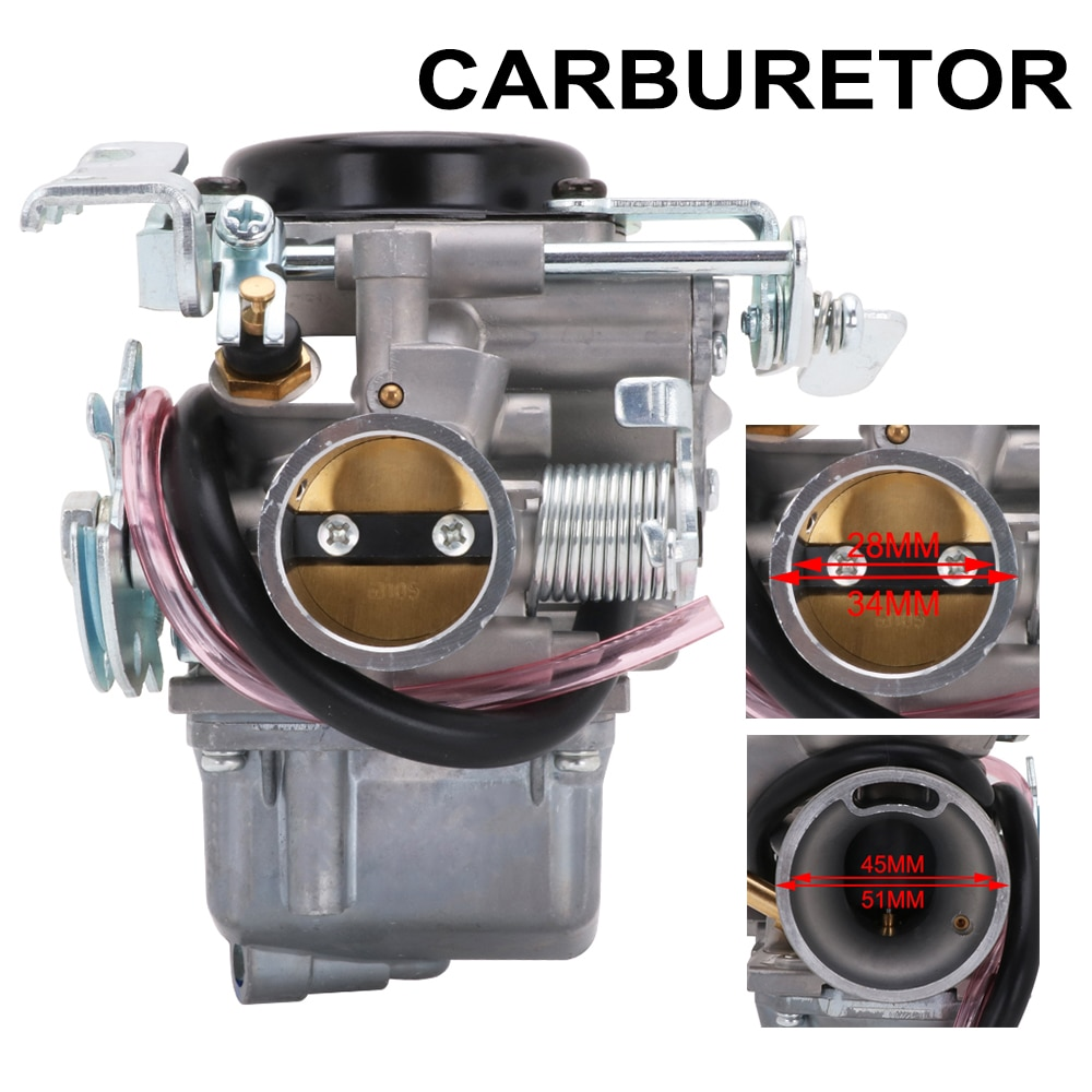 Carburador de motocicleta, suministro de combustible para Suzuki GN200 GN 200, Accesorios...