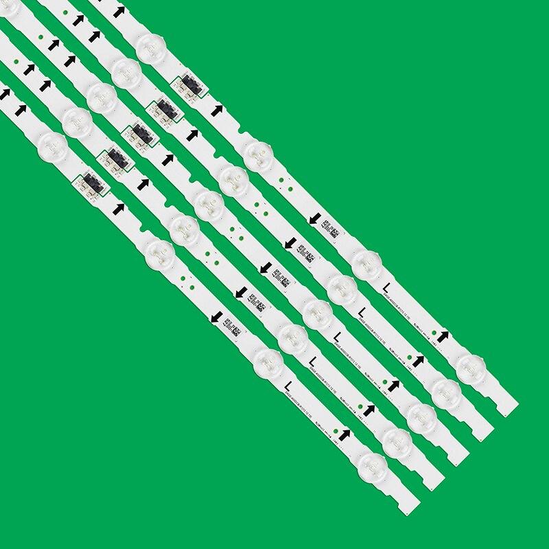 100% Brand new 30PCS Samsung backlight strip for UA40HU5920J UA40HU5900J UE40H6500 UE40H5500AY UE40H6200 UE40H5100AK UA40HU6000J enlarge