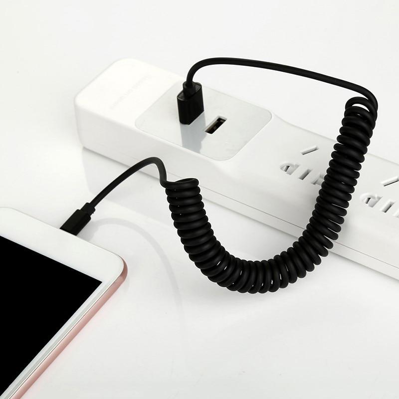 Cable USB de carga rápida para teléfono móvil, Cable de carga rápida...
