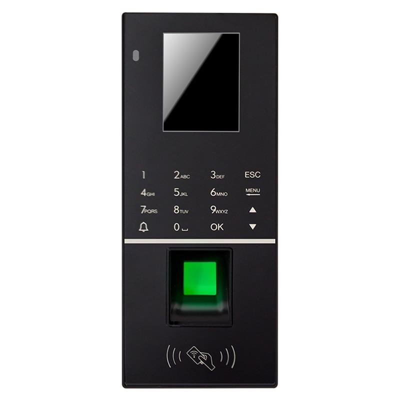 وقت الحضور والتحكم في الوصول آلة متكاملة بطاقة انتقاد كلمة السر آلة التحكم في الوصول جهاز حضور وانصراف