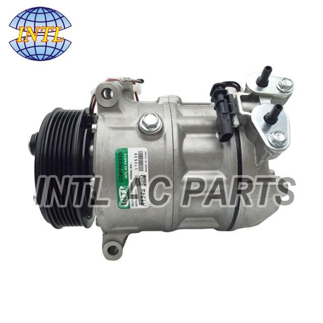 PXC16 1643 LR035761 LR057692 LR068128 LR086043 CPLA-19D629-BD CPLA19D629BD compresor de aire acondicionado para coche para LAND RANGE ROVER SPORT