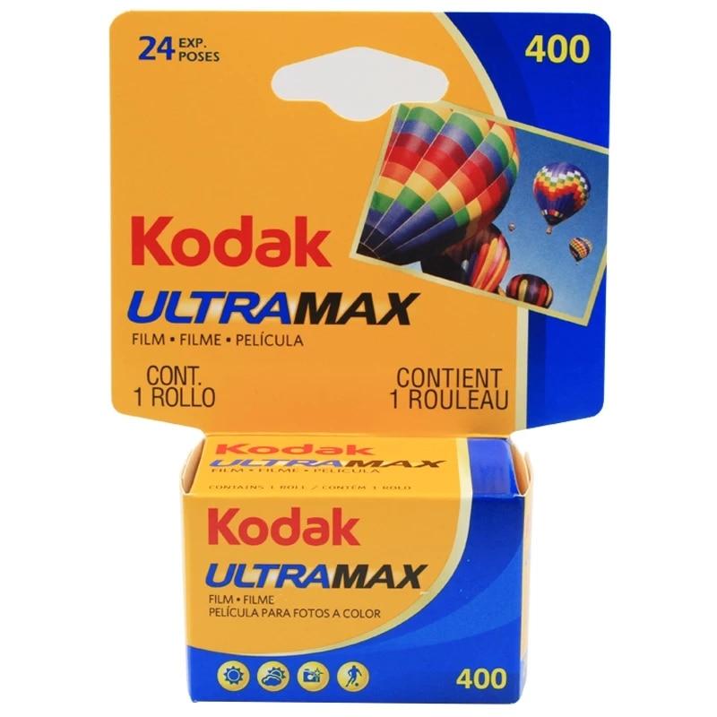 KODAK UltraMax 400 Farbe 35mm Film 24 Exposition pro Rolle Fit Für M35 / Holga Kamera (Ablaufdatum 2022)