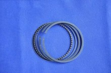 Véritable segment de piston 67mm ou 67mm + 0.25 pour Robin Subaru EX17 EX21 KX21 EK17 EP17 EP21 MK200 moteur pompe à eau