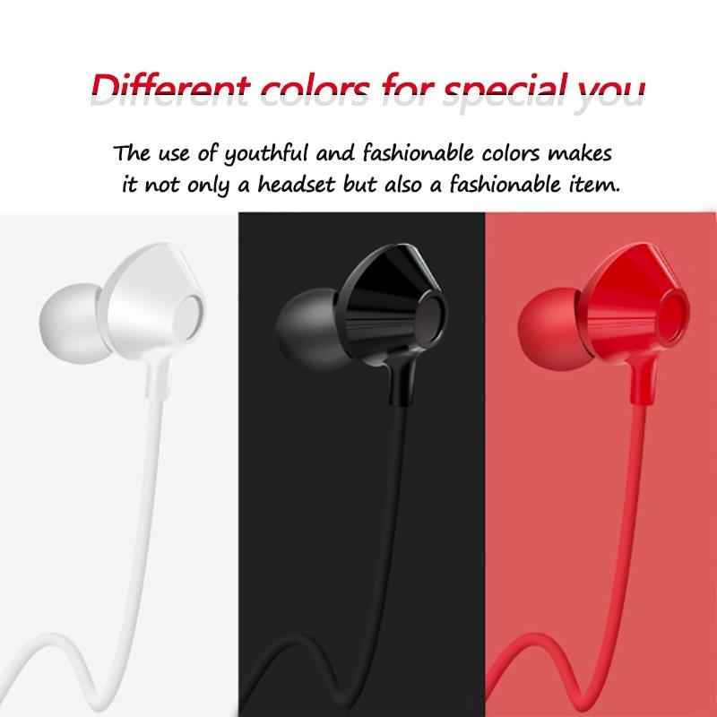 Auriculares à Prova de Esportes Fone de Ouvido Bluetooth sem Fio Fones de Ouvido Adequado para Smartphones Magnético Auriculares