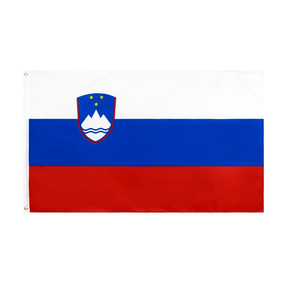 Flaglink 3x5fts 90*150cm svn si Slovenija Slovenia flag