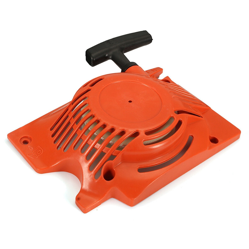 Arranque de retroceso DMC6200CS 62cc, plástico naranja, fácil instalación para baumr-ag
