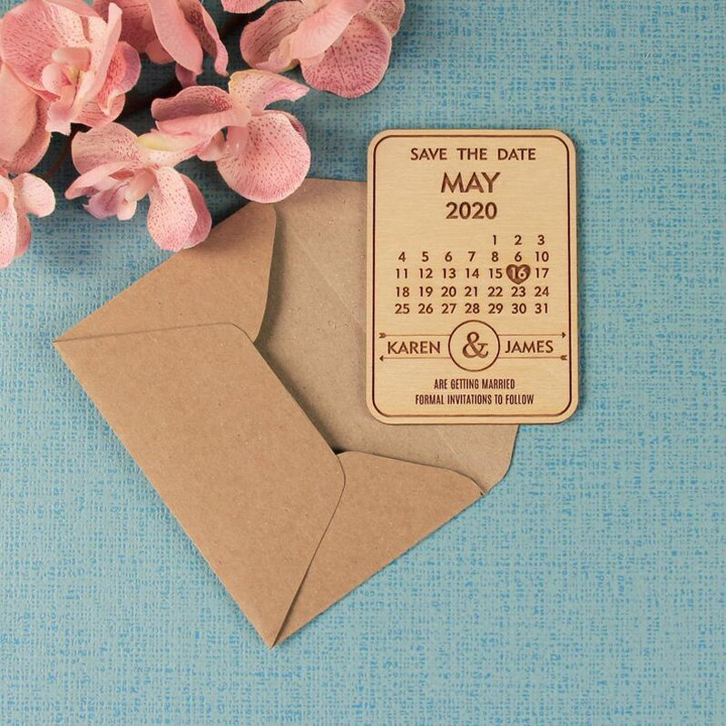 Личный календарь деревянный магнит, свадьба сохранить дату, подружки невесты идеи подарка сохранить дату Свадебные сувениры