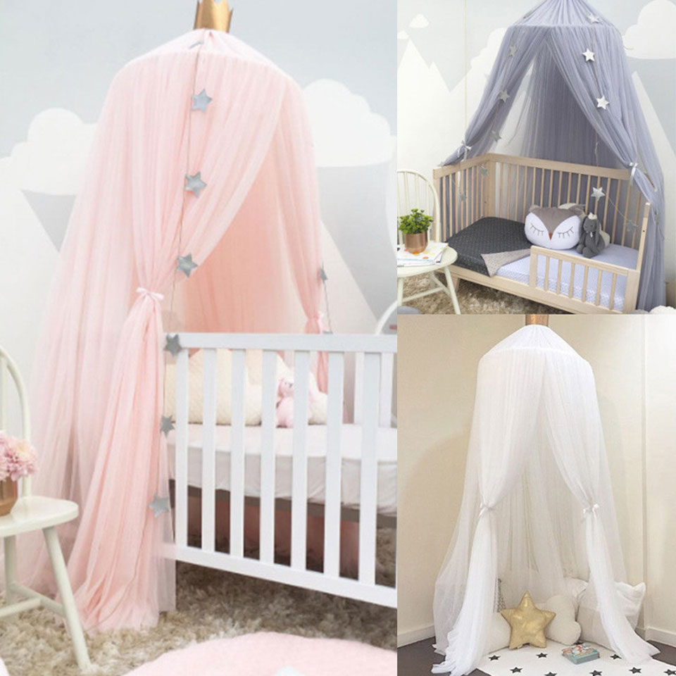 baby crib netting baby bed mosquito nets mattress pillow portable mosquito net tent crib sleeping cushion collapsible for kids Baby Room Mosquito Net Bed Hanging Kids Tent Baby Bed Canopy Dome Curtain Tent Baby Crib Netting Round Hung Kids Canopy Tent