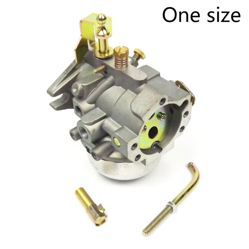 Carburador carb para kohler k321 k341 ferro fundido 14hp 16hp carburador com kit gaxeta k241 choke eixo substituir 45 853 09-s