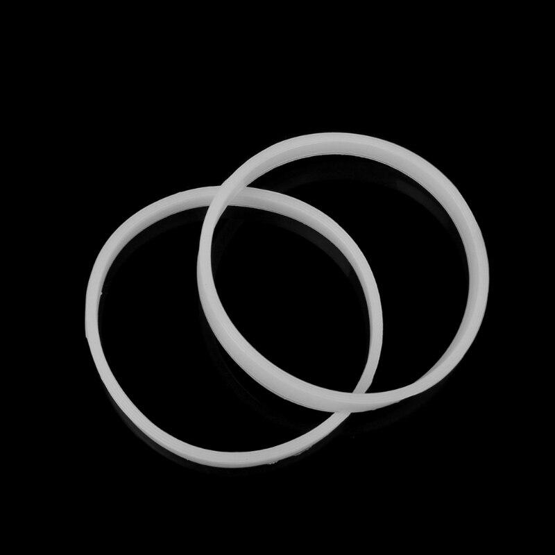 2Pcs 10cm O de goma en forma de reemplazo juntas anillo de sello piezas para licuadora exprimidor