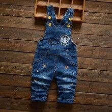 IENENS-salopette pour enfants   Salopette en Denim, pantalons pour petits garçons, salopette pour enfants, bas de costume 1-3ans