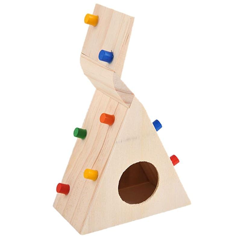 Mascota pequeña, accesorios para hámster, escalera de escalada, pequeño suministro de ratas, ratones Gerbil, hámster, juguetes para mascotas, tienda más pequeña, juguetes para hámster