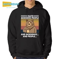 mens camping bear i hate morning people and mornings and people sweatshirts hoodies