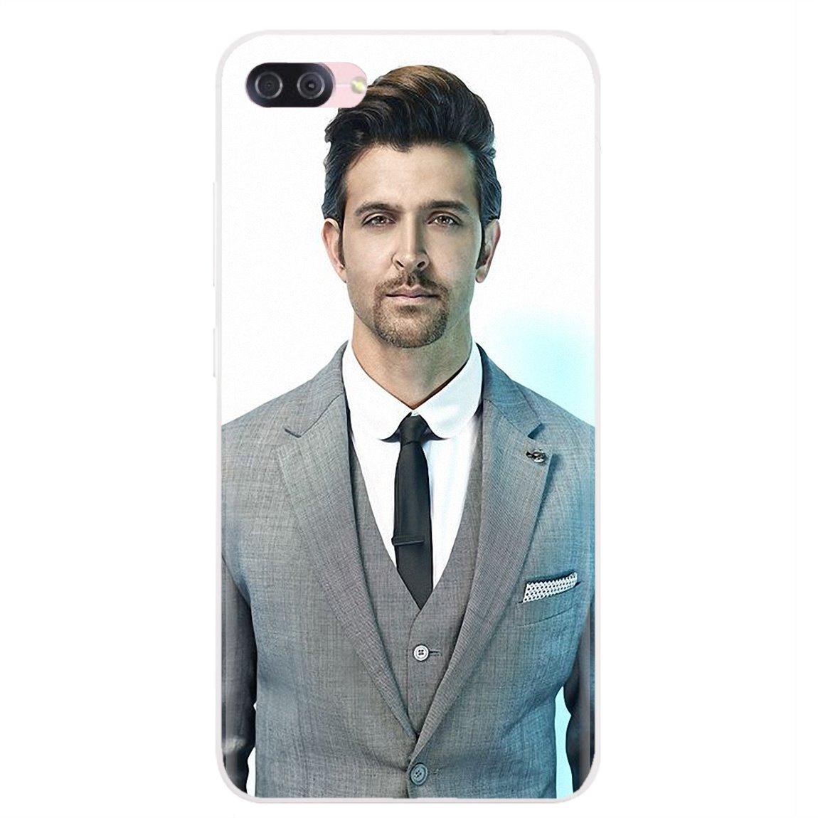 Funda de silicona para Samsung Galaxy J1 J2 J3 J4 J5 J6 J7 J8 Plus 2018 primer 2015 de 2016 de 2017 Hrithik Roshan India Mumbai estrella
